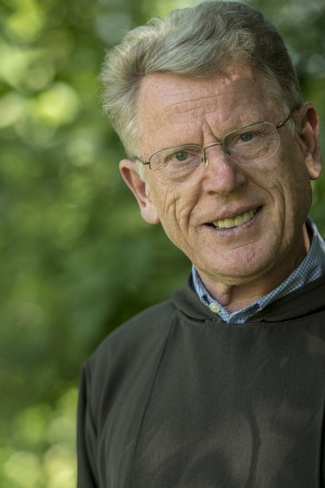 Bruder Mag. Erich Geir, Kapuziner